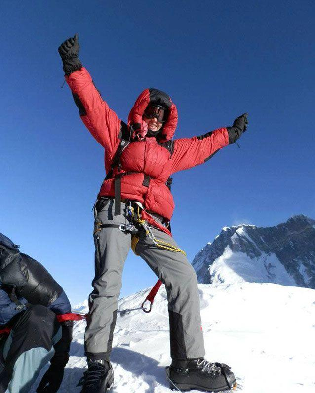 Dr Maria Strydom was an experienced climber. Source: Monash University