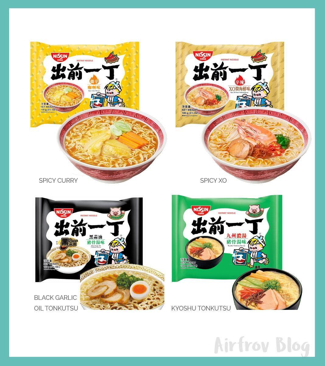 The Ultimate Guide to Hong Kong's Instant Noodles, Ramen & Pasta