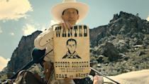 "<p>The Coen Brothers teamed up with the streaming service for this Netflix original, an anthology film featuring six stories set in the American west that's full of outlaws, pioneer women, double-crossing, and one singing cowboy.</p><p><a class=""link rapid-noclick-resp"" href=""https://www.netflix.com/watch/80200267?trackId=14277281&tctx=0%2C0%2C522167ee-d6a2-4b33-8a2b-35e512333740-63694204%2C%2C"" rel=""nofollow noopener"" target=""_blank"" data-ylk=""slk:Watch Now"">Watch Now</a></p>"