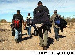 Illegal Immigrants Move from America's Edges to the Center