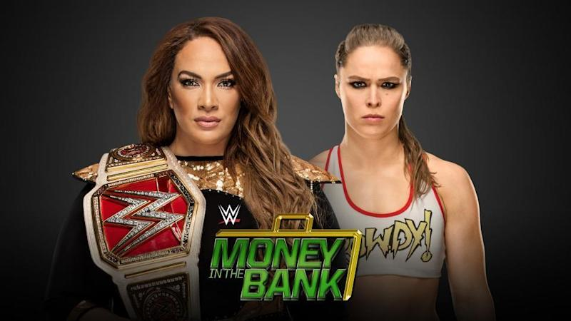 WWE is already giving Ronda Rousey a title shot