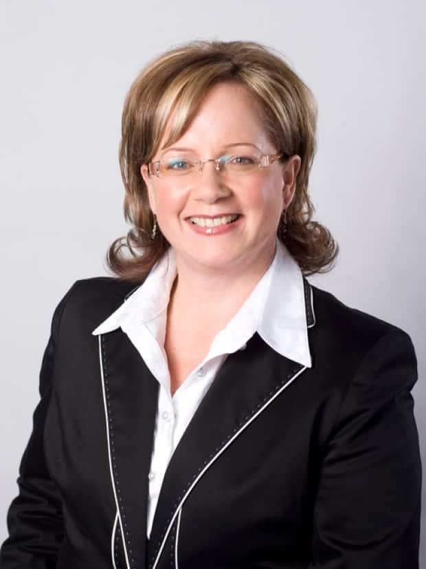 Janice Sarich is dead at 62. The two-term Edmonton-Decore MLA served as a Catholic school board trustee before her election to the legislature in 2008.  (Janice Sarich - image credit)
