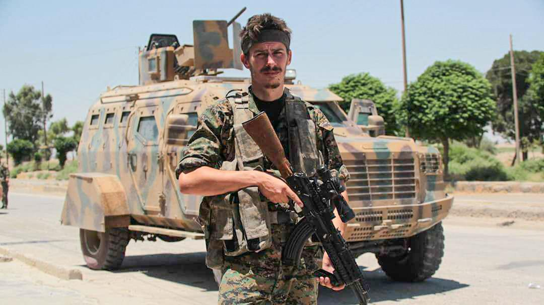 Robert Grodt's family is fighting the State Department to bring their son's remains to the U.S. after he was killed fighting with Kurds to liberate Raqqa.