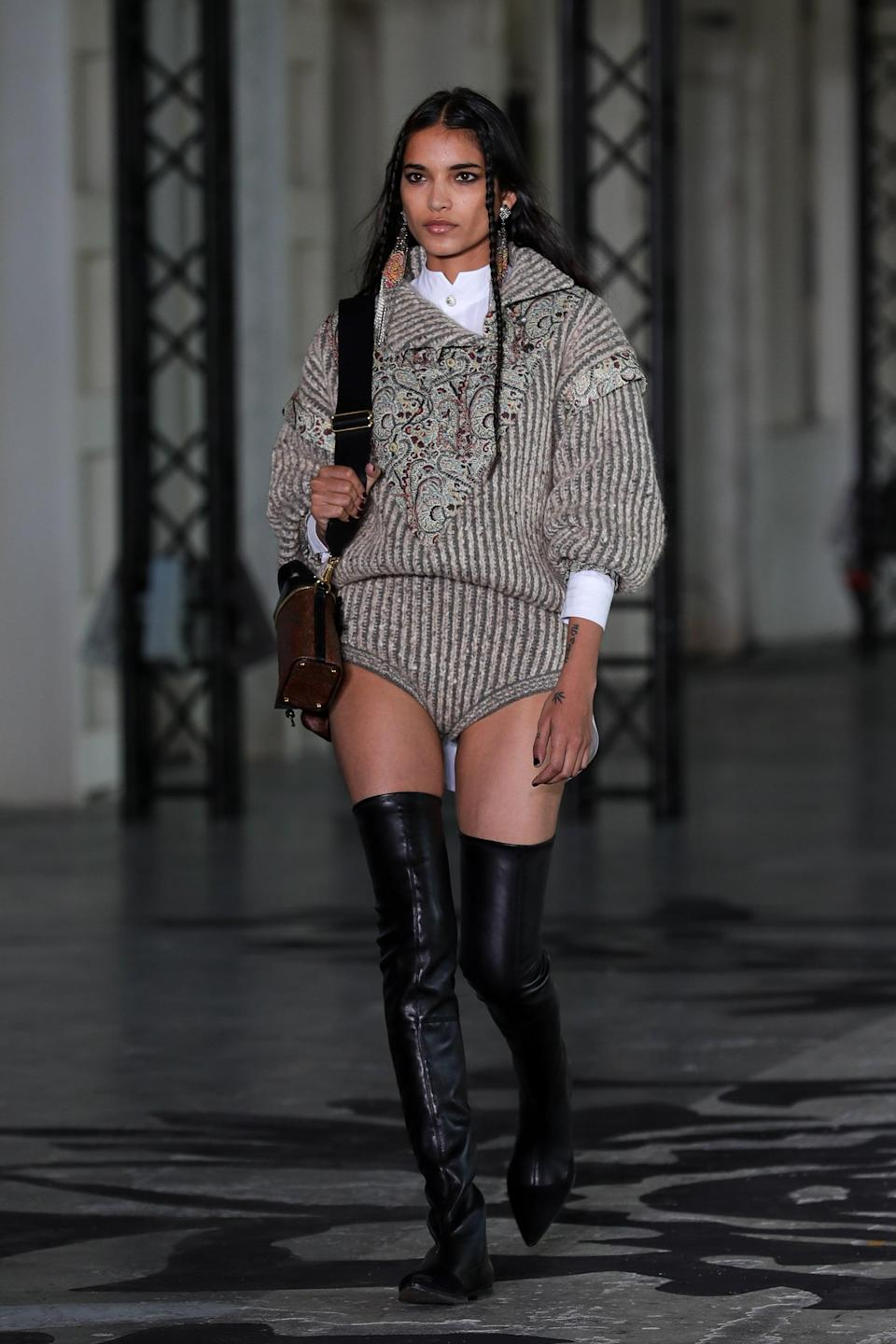 <p>Factoring into fall's major collections, over-the-knee boots are here to make every one of your outfits a little more standout. </p>