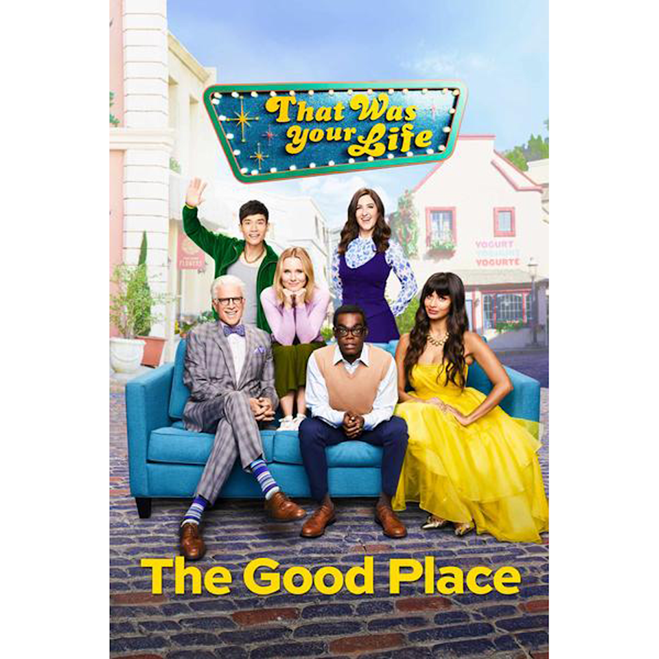 "<p>""<em>The Good Place</em> is one of those shows that's been on my list for years. I finally started it during lockdown and it turned out to be perfectly suited for these strange times. It's so much smarter and funnier than I expected! The writing is witty, the plot twists are legit, and the philosophy/morality geek in me is very content. But I think most of all right now, I'm really appreciating the reminders of the general absurdity of the human condition. And obviously, Ted Danson is just a sheer freaking delight to watch."" —<em>Carolyn Todd, senior staff writer</em></p> <p><strong>Watch it:</strong> Free with subscription, <a href=""https://www.hulu.com/series/f11df77f-115e-4eba-8efa-264f0ff322d0"" rel=""nofollow noopener"" target=""_blank"" data-ylk=""slk:hulu.com"" class=""link rapid-noclick-resp"">hulu.com</a> or <a href=""https://www.netflix.com/title/80191858"" rel=""nofollow noopener"" target=""_blank"" data-ylk=""slk:netflix.com"" class=""link rapid-noclick-resp"">netflix.com</a></p>"