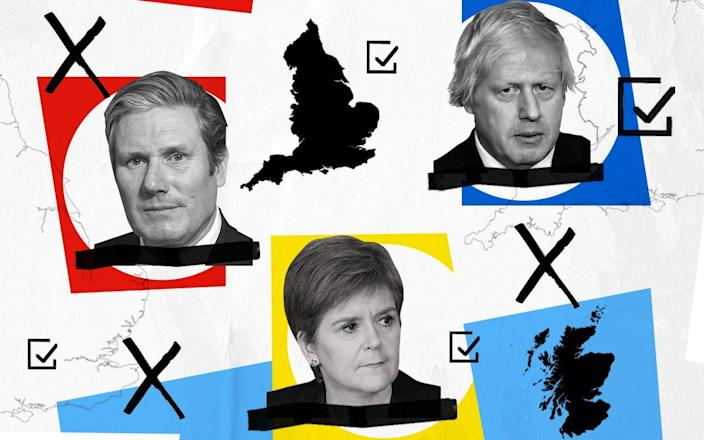 May Elections 2021 results uk
