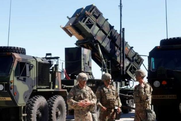 <p>Baltics need anti-aircraft protection against Russia, Lithuania says</p>
