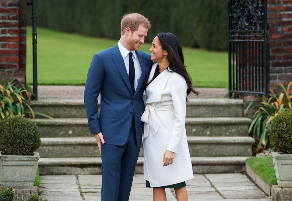 Prince Harry and Meghan Markle will marry at St George's Chapel in Windsor on May 19 [Photo: Getty]