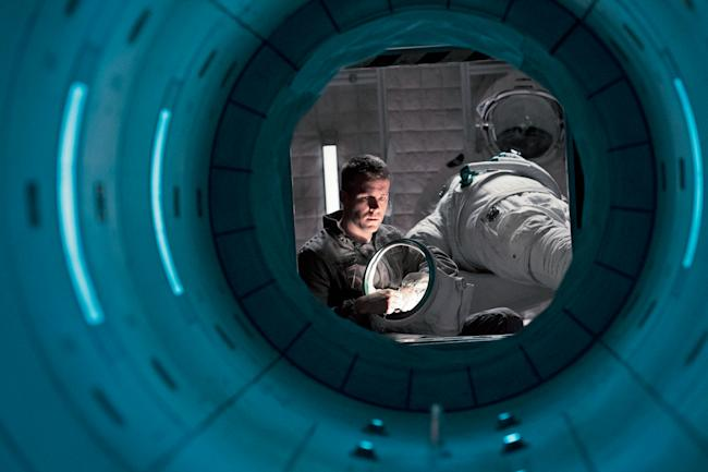 life science fiction alien horror movie sony pictures space station