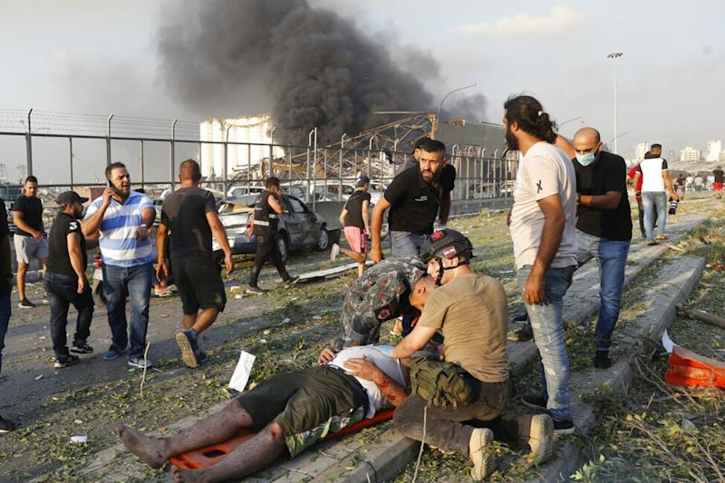 'Independent Investigation': World Donors Demand Change before Money to Rebuild Beirut