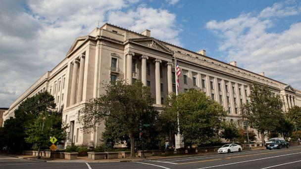 PHOTO: The Robert F. Kennedy Department of Justice Building in Washington, D.C. is seen in an undated photo. (Getty Images)