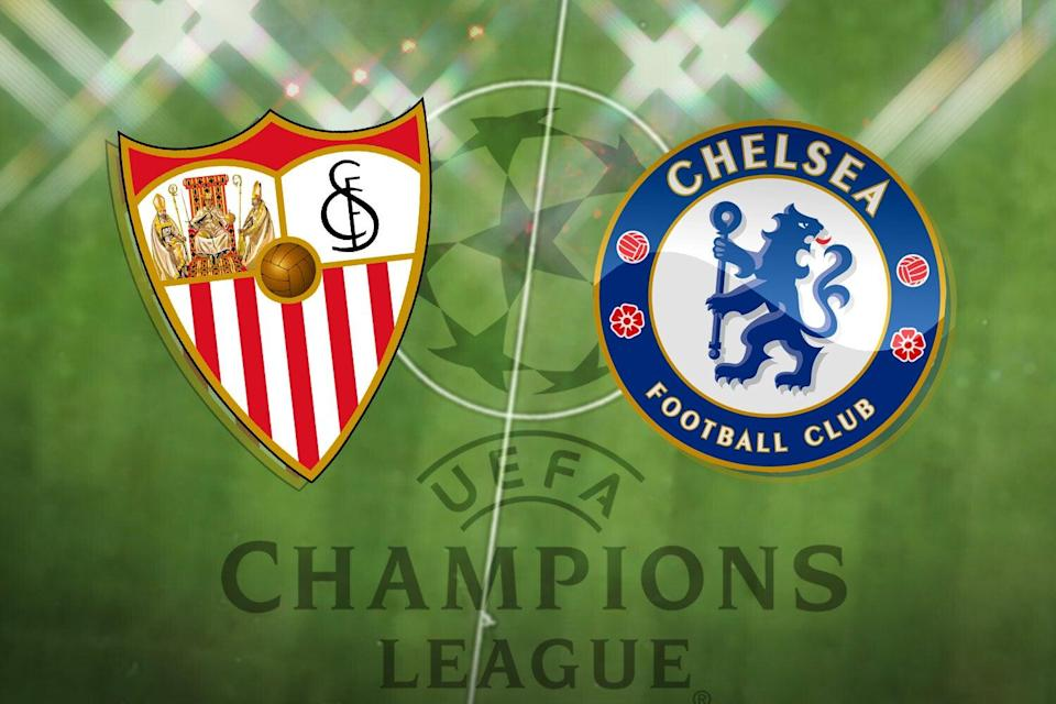 <p>Chelsea travel to face Sevilla in Champions League Group E on Wednesday night</p> (ES Composite)