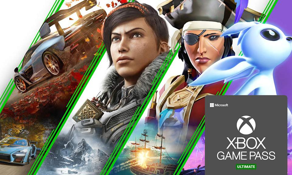 Holiday Gift Guide: Microsoft Xbox Game Pass Ultimate