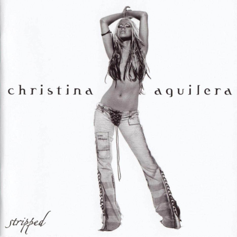 The singer's album Stripped was first released in 2002. (Amazon)