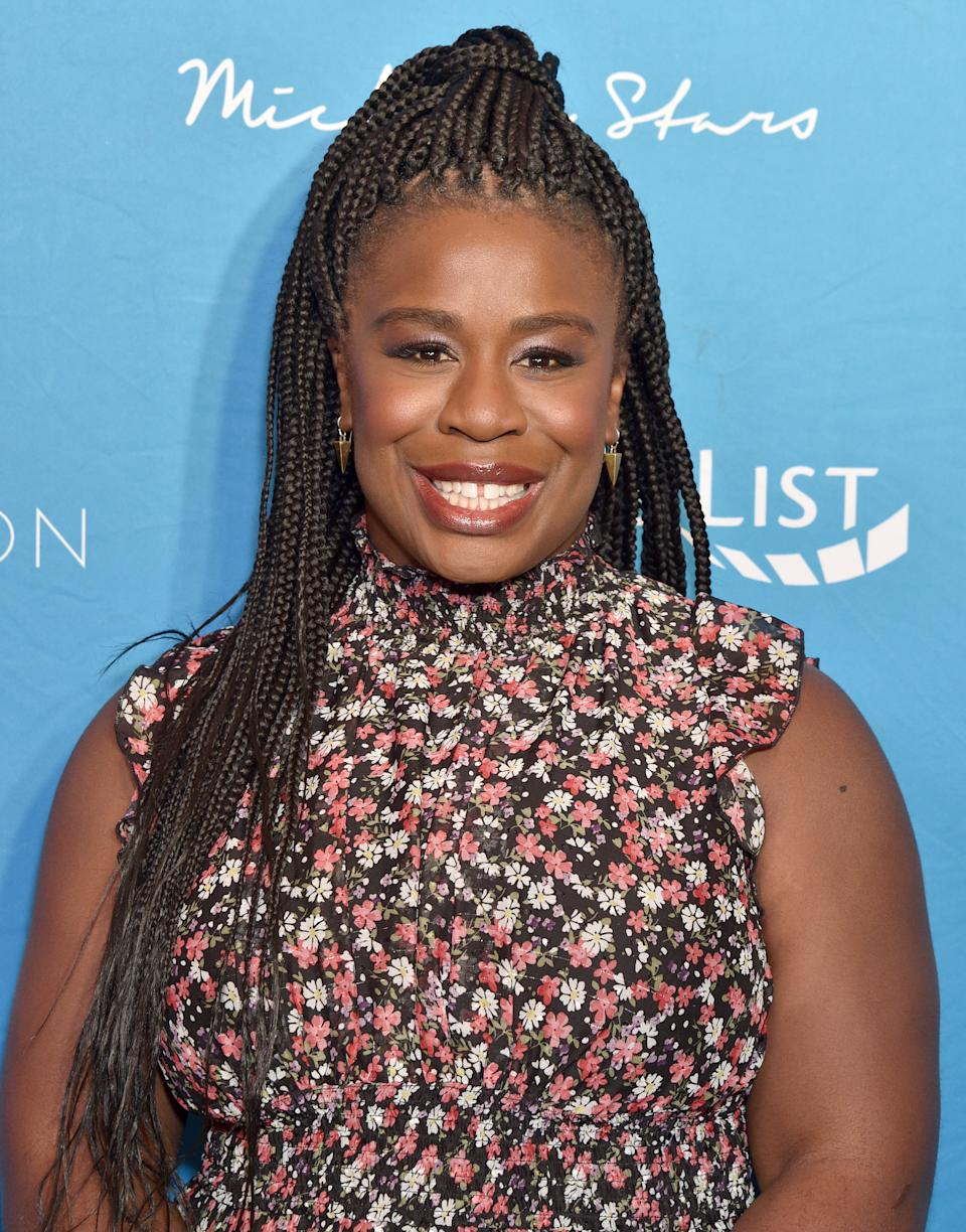 Uzo Aduba will play the part of Phoebe in the table read. (Photo by Gregg DeGuire/FilmMagic)