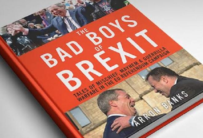 The Bad Boys of Brexit - Credit: Leave.EU