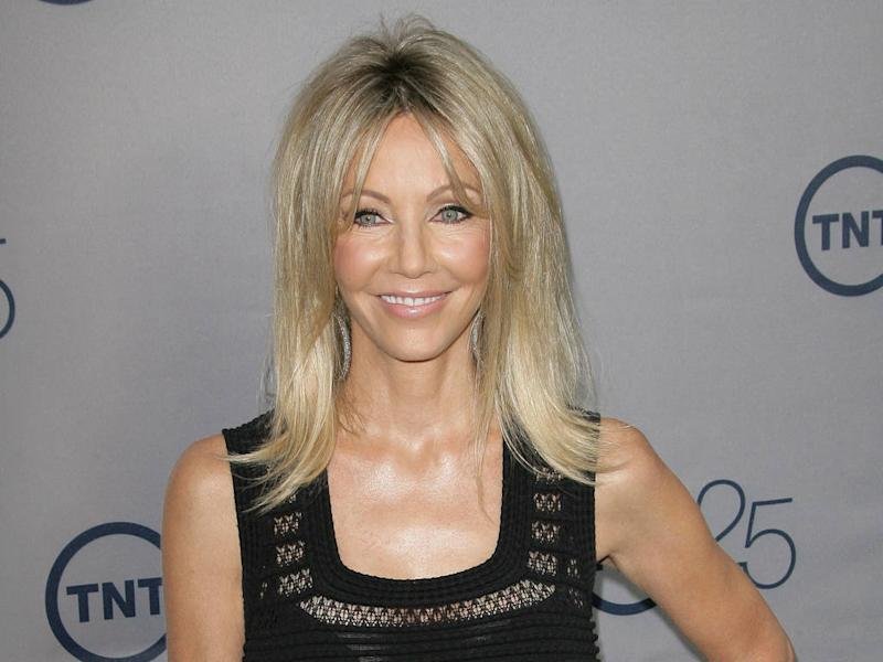 Heather Locklear officially charged for attacking police officer