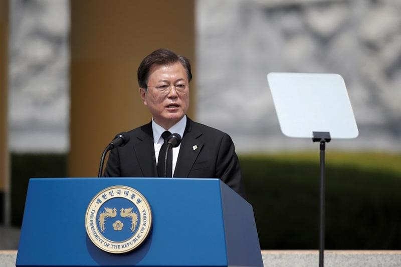 South Korea Expands Search into Killing of Official By North Korea over Covid-19 Fears