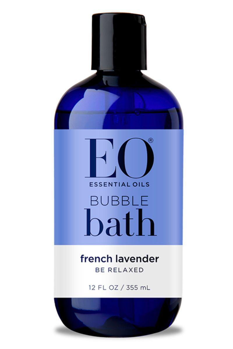 "<p><strong>French Lavender Bubble Bath </strong></p><p>eoproducts.com</p><p><strong>$12.99</strong></p><p><a href=""https://www.eoproducts.com/products/french-lavender-bubble-bath"" rel=""nofollow noopener"" target=""_blank"" data-ylk=""slk:Shop Now"" class=""link rapid-noclick-resp"">Shop Now</a></p><p>There will be 25% off the entire site, and EO will make a donation to local nonprofit for every purchase made. </p>"