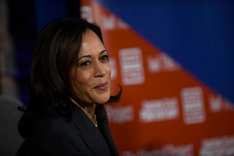 Kamala Harris Drops Out of the Presidential Race—And the Internet Has Thoughts