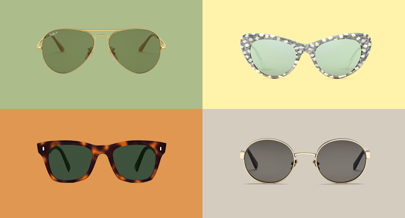 281cfdedd The ultimate 2019 summer sunglasses guide to buying the right pair for your  face shape.
