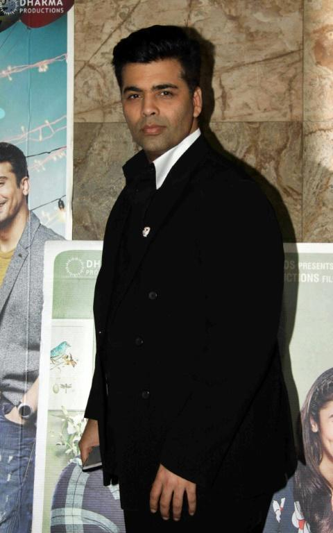 Indian director Karan Johar said that he would notcast Pakistani actors anymore after Hindu activists threatened to attack cinemas that show his forthcoming movie