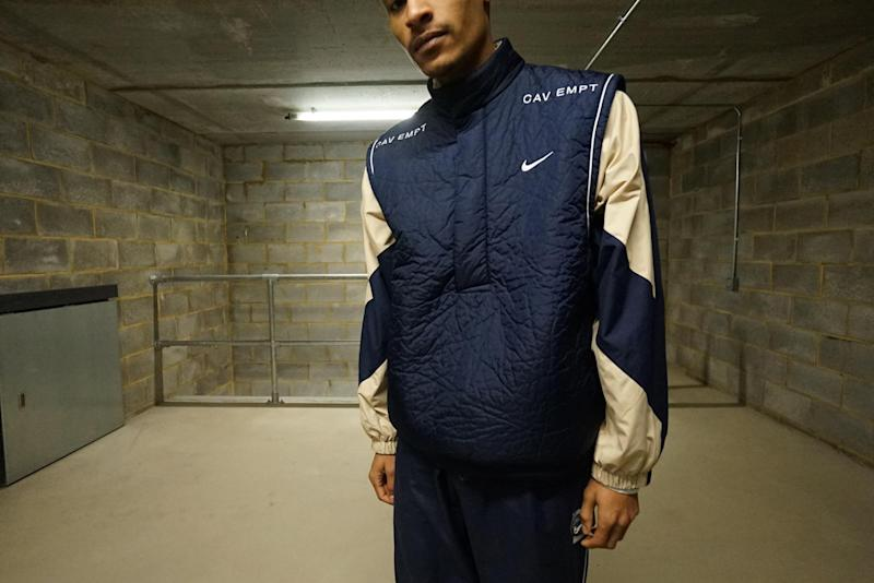5678bf2bd28c37 Nike taps Cav Empt for a new street style collection