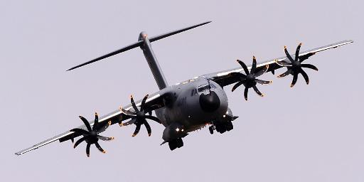 Airbus warns of glitch that could affect A400M engines