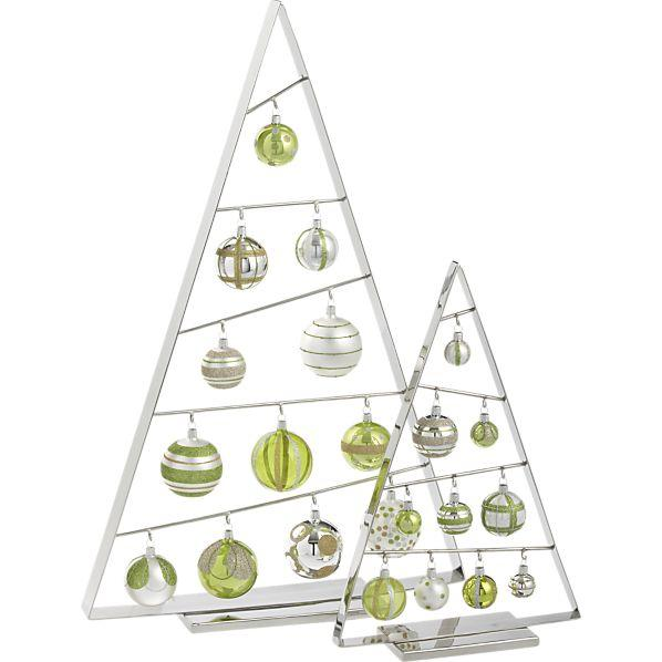 Space Saving Christmas Tree Alternatives
