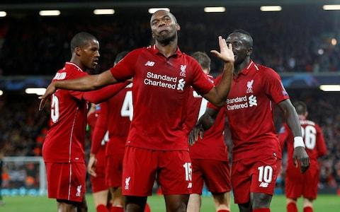 <span>Daniel Sturridge is still looking for a new club after his release by Liverpool</span> <span>Credit: REUTERS </span>