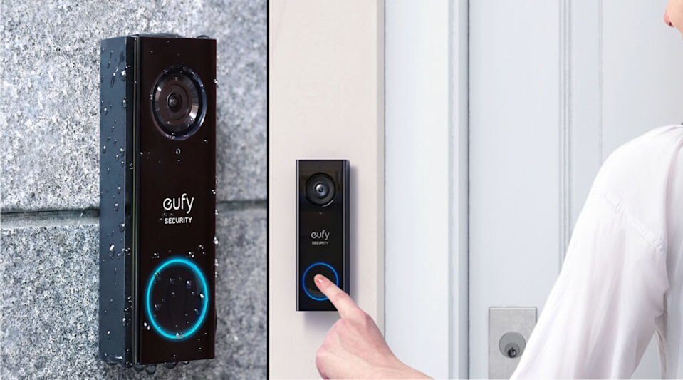 Feel a little more secure the next time your doorbell rings.