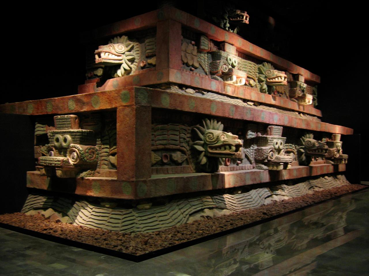 <p>Mexico's national museum is also its largest and the most visited. The National Museum of Anthropology contains some of the most important artefacts from the country's pre-Columbian heritage. Well tagged and documented, the exhibits attract more than two million visitors every year.<br />Photograph: Xuan Che/Flickr </p>