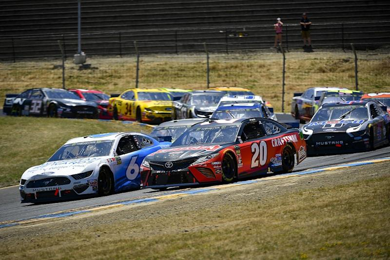 NASCAR's empty-oval return means lost races at three tracks