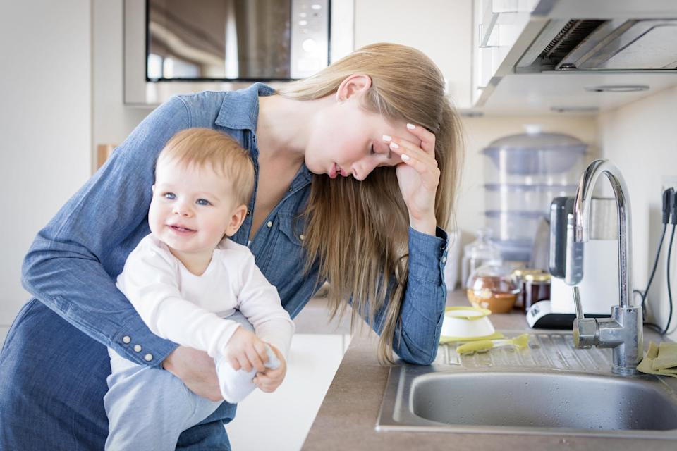 Parenthood can make new mums and dads feel isolated [Photo: Getty]