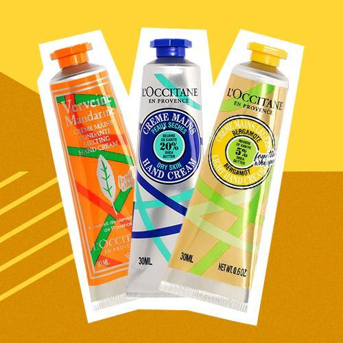 L'occitane lotion trio, best Christmas gifts
