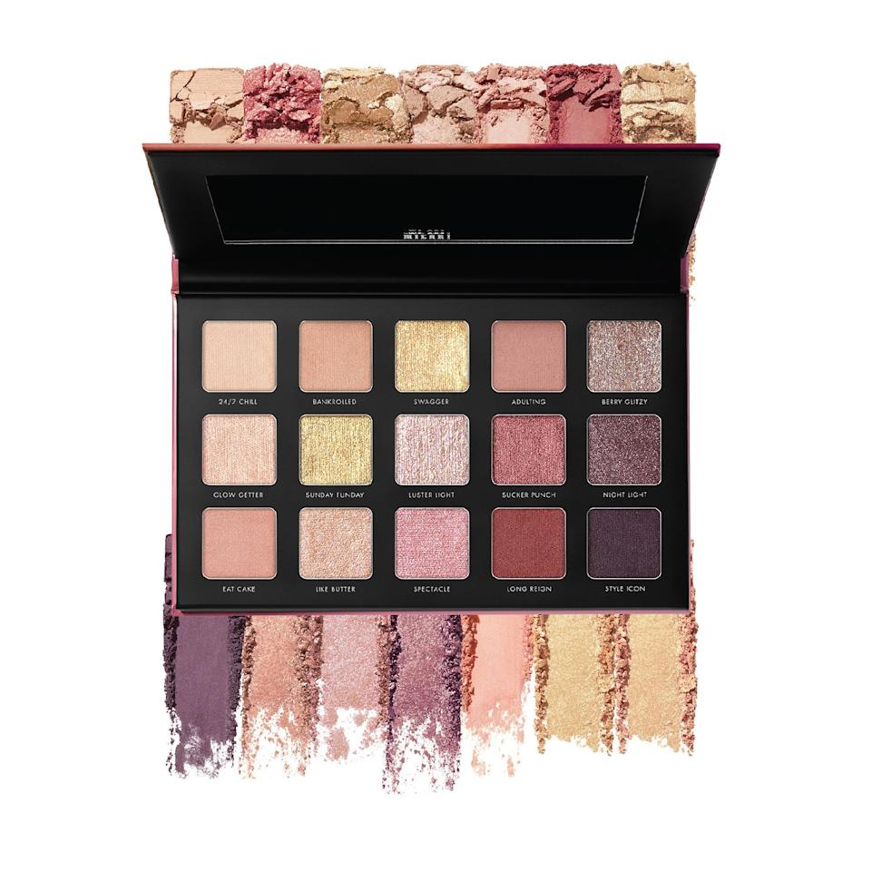 """<p>Thank to Milani's just-released collection of Gilded eye shadow palettes, you can have all the basic neutrals you need, plus all the dazzling glitter you could ever want. The Gilded Luster Light palette, pictured above, is a no-brainer for anyone obsessed with rose-gold everything.</p> <p><strong>$20</strong> (<a href=""""https://www.milanicosmetics.com/collections/eyeshadow-palettes"""" rel=""""nofollow"""">Shop Now</a>)</p>"""