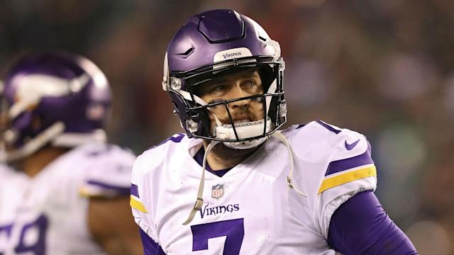 After leading the Minnesota Vikings to the NFC Championship Game, Case Keenum is reportedly set to sign with the Denver Broncos.