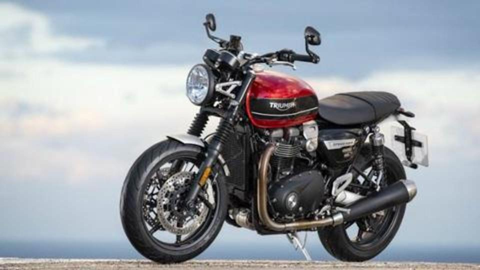 Triumph Speed Twin to launch in India on April 24
