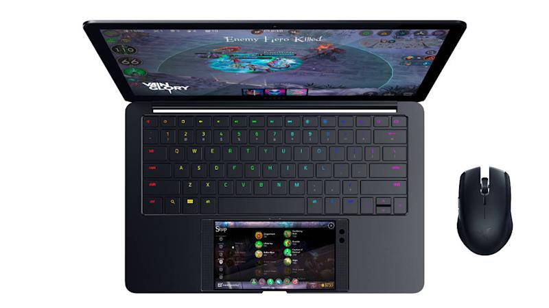 Le Razer Phone transformé en PC