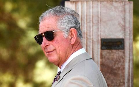 Prince Charles may have to fulfill the role - Credit: ARIS MESSINIS/AFP/Getty Images