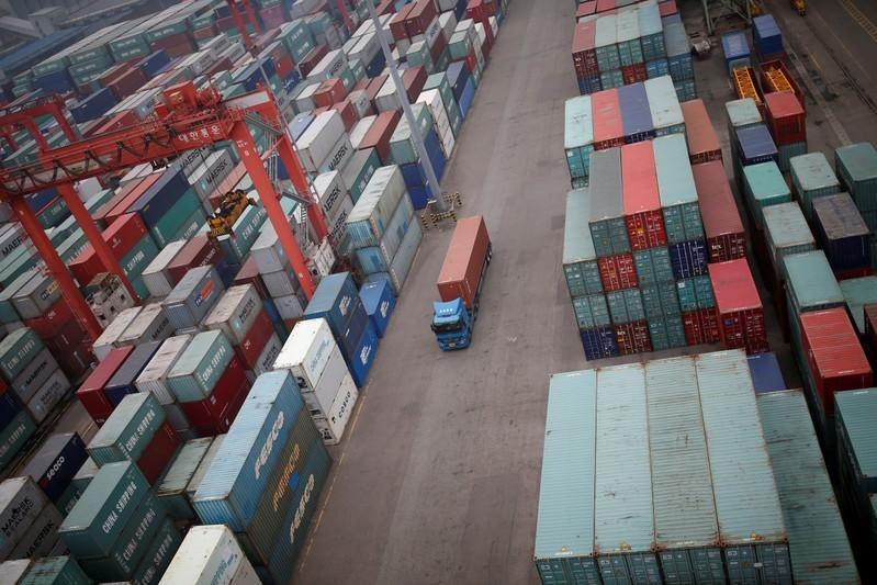 South Korea Oct exports fall most in almost four years on chips, China demand