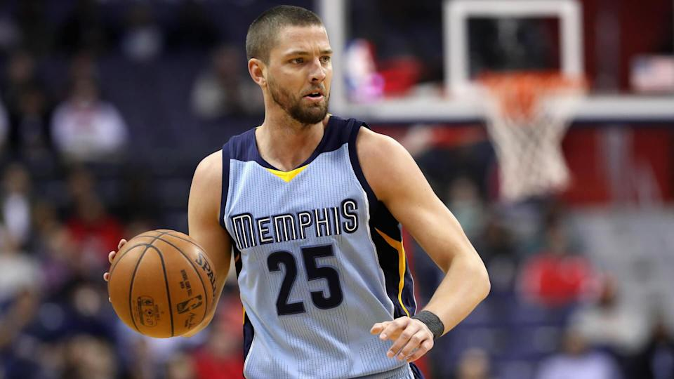 """<p>Sure, plenty of people can walk around saying, """"Oh, I signed a massive bust of a contract during the 2016 offseason."""" But only Chandler Parsons can say, """"I was signed to THE massive bust of a contract during the 2016 offseason."""" That's right, of the six deals from that one summer on this list, none wound up being as egregious as that of Parsons.</p> <p>Parsons' time in Memphis began with him signing the four-year, $94.5 million deal in question. He would average just five points a game during his time on the team while playing in less than one-third of the potential tilts. All told, Parsons not only got paid over a million for each game he appeared in, he earned over $200,000 per point scored — the only player on this list to hold such a distinction.</p> <p><small>Image Credits: Rob Carr / Getty Images</small></p>"""