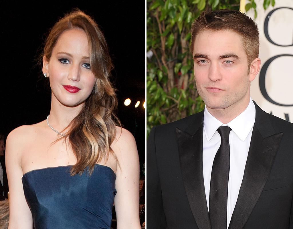 Jennifer Lawrence, Robert Pattinson