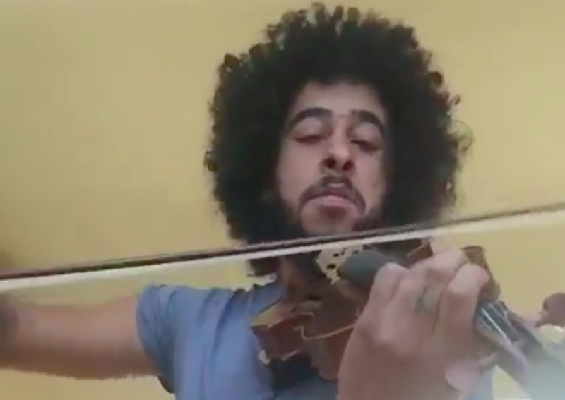 Let This Violin Cover Of Rae Sremmurds Black Beatles Move You To
