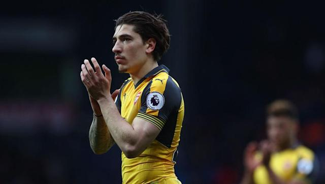 <p>Bellerin has made waves over the past couple of seasons but is currently going through, along with most of his teammates, a below par run of form.</p> <br><p>He gets the nod over Bacary Sagna on the basis that on his day, Bellerin is an extremely tricky prospect for teams to deal with.</p> <br><p>His blistering pace and overlapping abilities make him one of the best attacking full-backs in the league.</p> <br><p>The jury may still be out on the defensive side of his game, but the Spaniard is still so young and will only improve.</p>