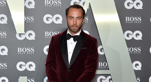 James Middleton has opened up about his battle with depression [Image: Getty]