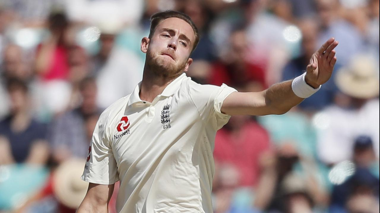Stuart Broad needs five Test wickets to overhaul the great Ian Botham on England's all-time list