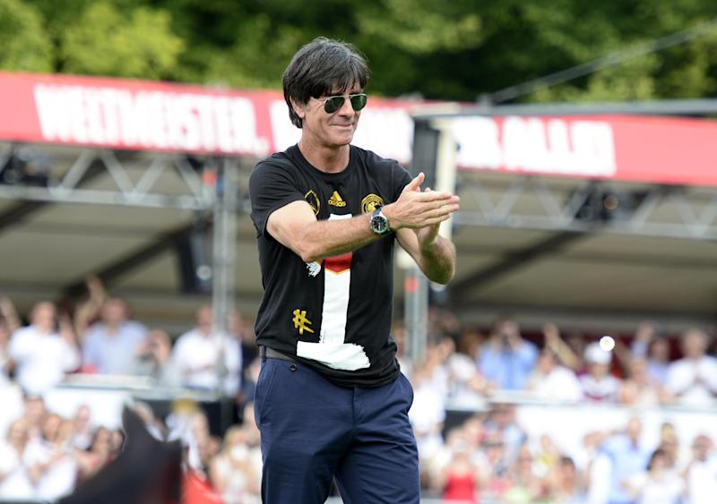 Loew confirms he will stay on as Germany coach
