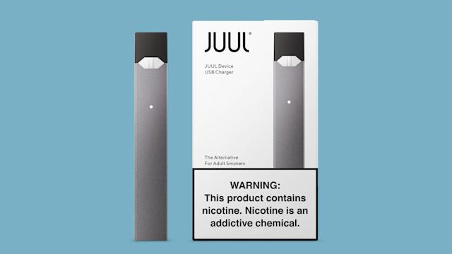 Juul is playing whack-a-mole with counterfeiters selling fake vapes