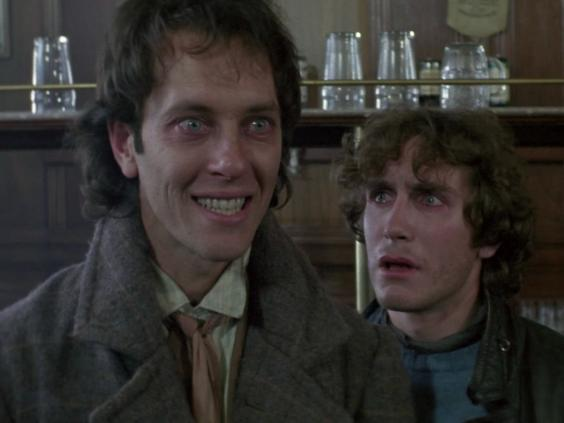 Richard E Grant's first role in Withnail & I